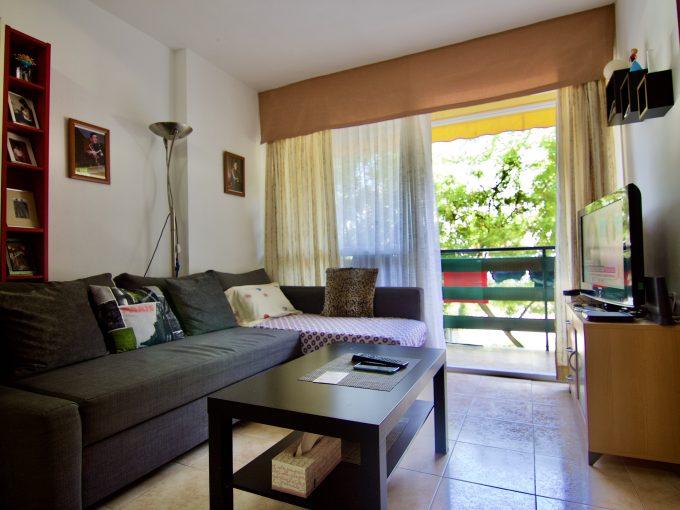 Apartamento cerca de la playa