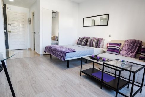 APARTAMENTO BENALBEACH PLAYA. - copia
