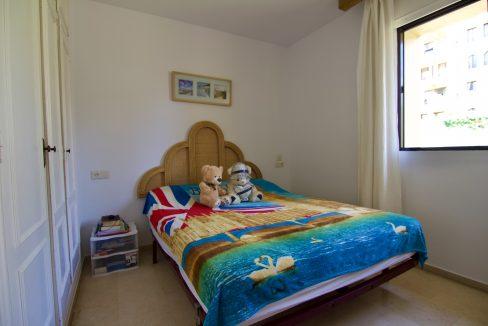 Apartamento con acceso a la playa