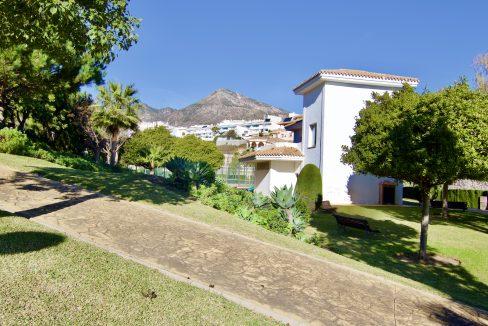 vAdosado con jardín en Benalmádena Costa