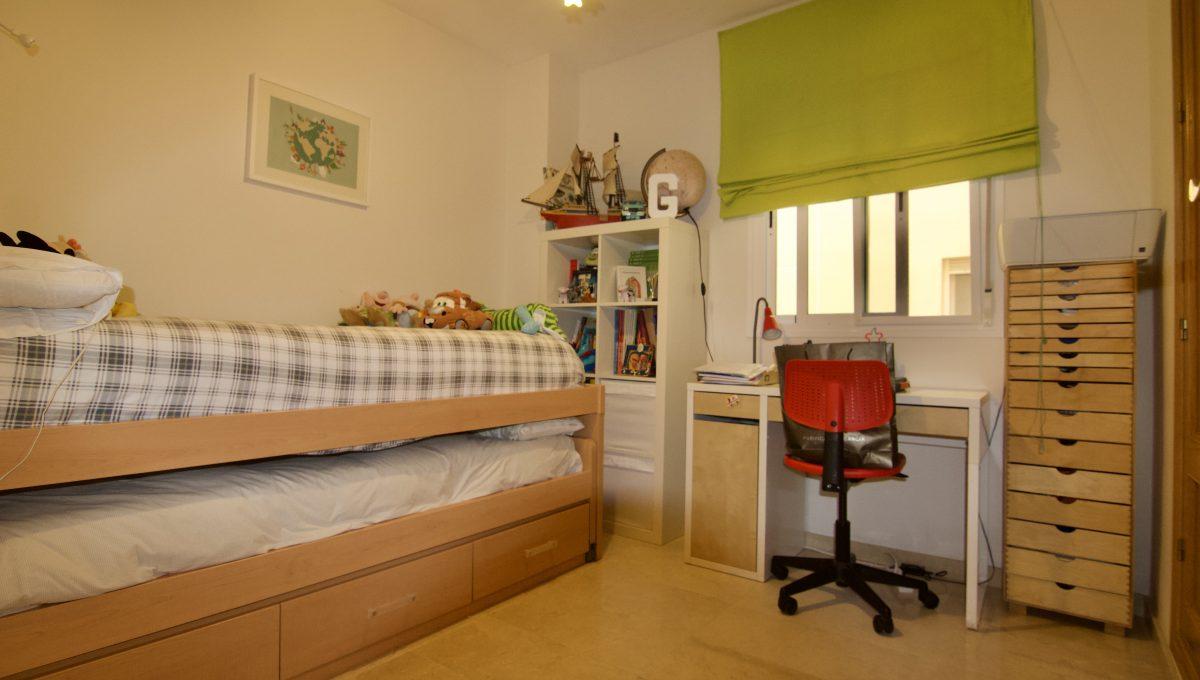 piso en área residencial del Pinillo