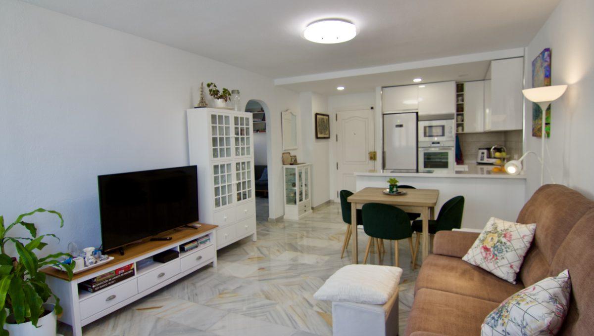 Apartamento en Jardines de Gamonal