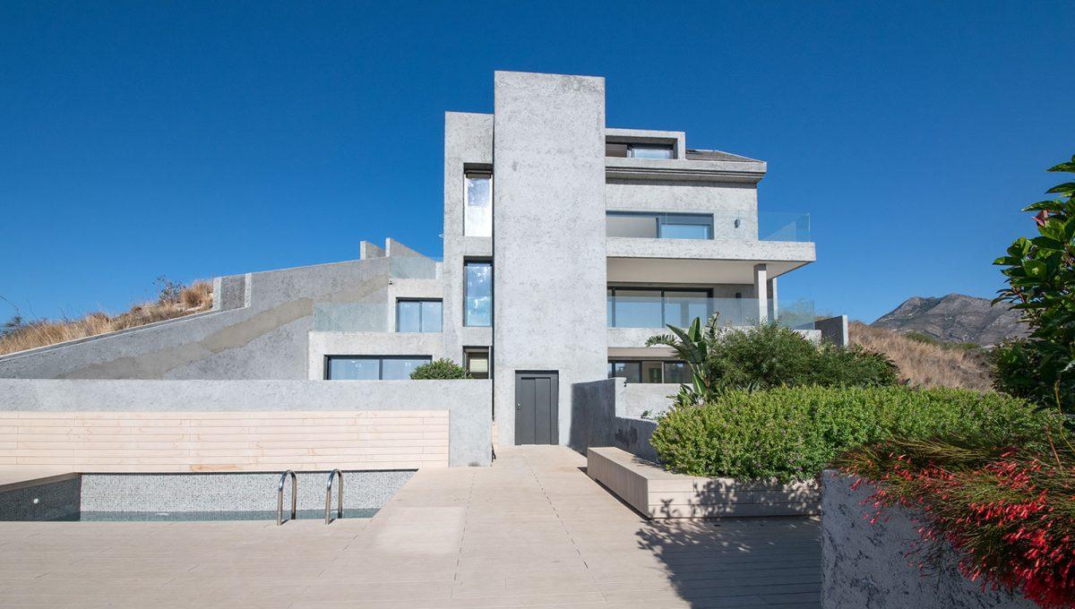 Apartamento elegante en la Costa del Sol