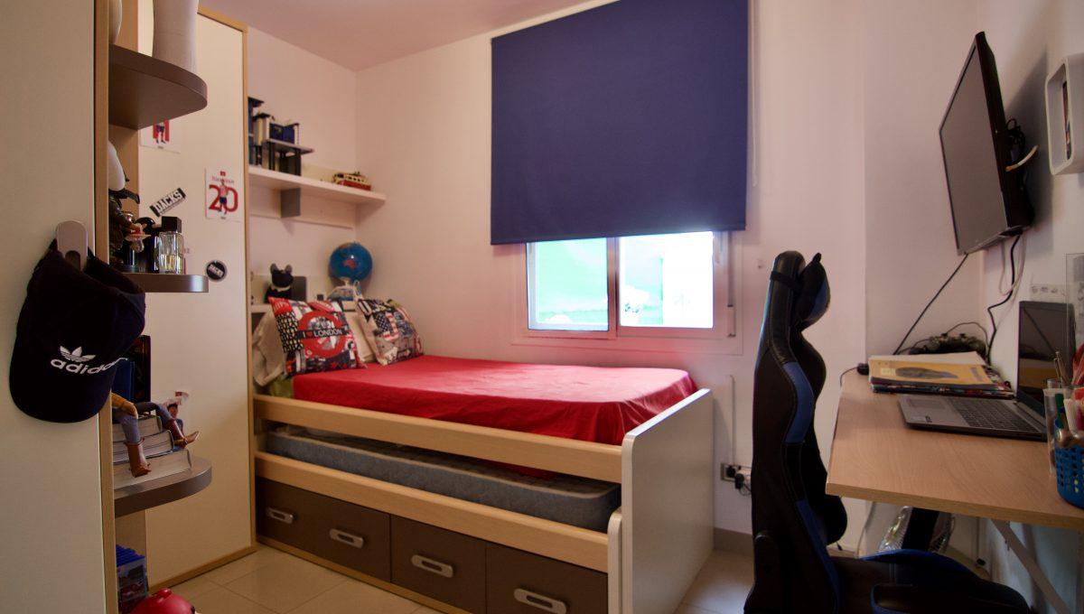 apartamento en residencial de Benalmádena Pueblo